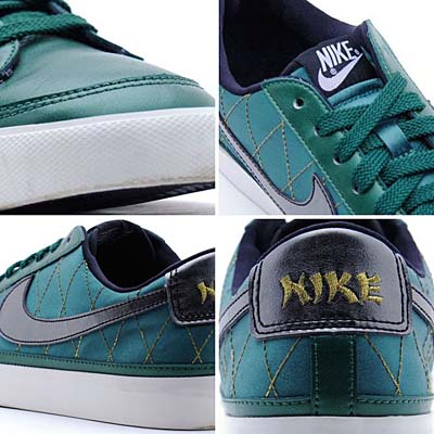 NIKE BLAZER LOW 09 [GREEN/BLACK] 写真1