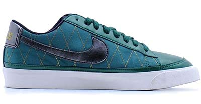 NIKE BLAZER LOW 09 [GREEN/BLACK]