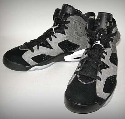 NIKE AIR JORDAN 6 RETRO [LAKERS] 写真1