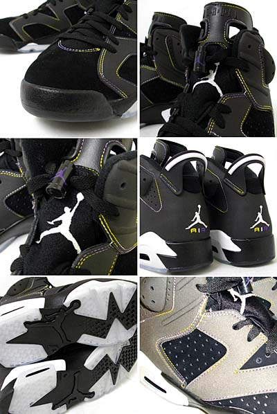 NIKE AIR JORDAN 6 RETRO [LAKERS] 写真2