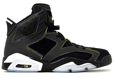NIKE AIR JORDAN 6 RETRO [LAKERS]