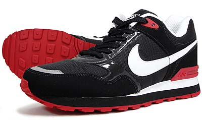 NIKE MS78 LE [BLACK/WHITE-SPORT RED]