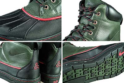 NIKE ACG WOODSIDE [DARK ARMY] 写真1