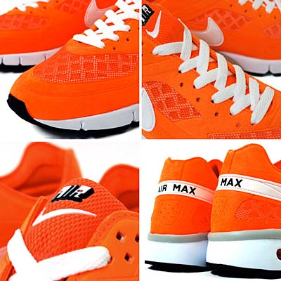 NIKE AIR BW GEN II SI [ORANGE/WHITE|TRUE COLORS PACK] 写真2