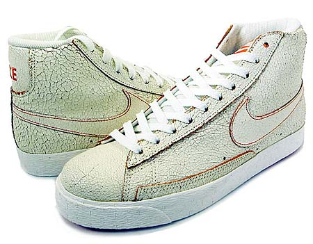NIKE BLAZER HI [SAIL/ORG BLZ|House of Hoops Exclusive]