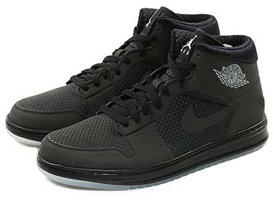 NIKE AIR JORDAN ALPHA 1 [BLACK/REFLECTOR]