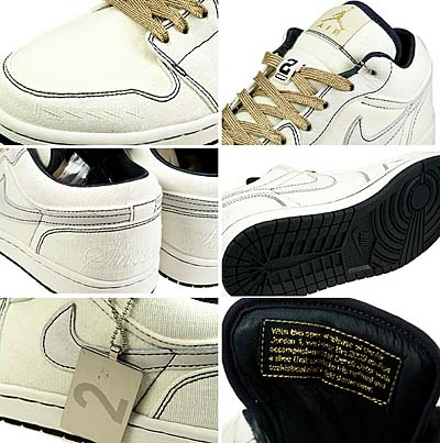 NIKE AIR JORDAN 1 PHAT LOW [Derek Jeter] 写真1