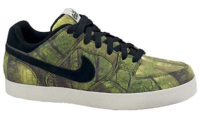 NIKE 6.0 MELEE [FOREST CAMO]