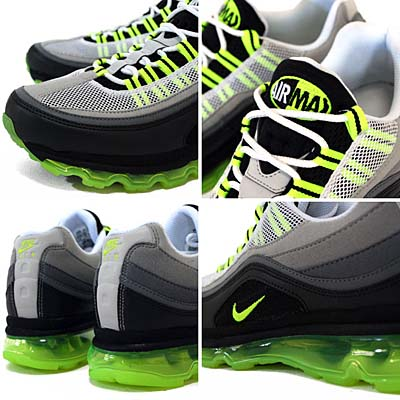 NIKE AIR MAX 24-7 [GREY/YELLOW] 写真2