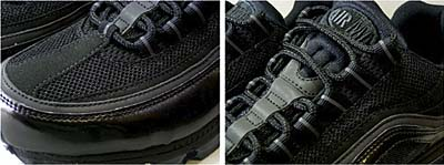 NIKE AIR MAX 24-7 [BLACK/ANTHRACITE-MTLLC SILVER] 397252-012 写真1