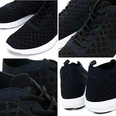 NIKE LUNAR REJUVEN8 MID + [BLACK/WHITE|TRUE COLORS PACK] 写真1