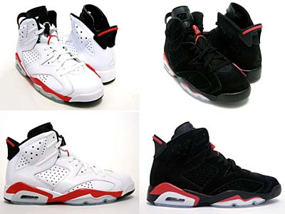 NIKE AIR JORDAN 6 [INFRARED PACK] 写真1