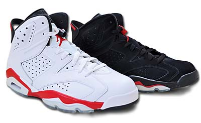 NIKE AIR JORDAN 6 [INFRARED PACK]
