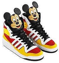 adidas Originals JS Mickey HI [Jeremy Scott x MICKEY MOUSE]