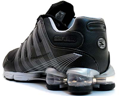 NIKE AIR SHOX NZ 2.0 SI [AIR ATTACK|BLACK/SILVER] 写真1