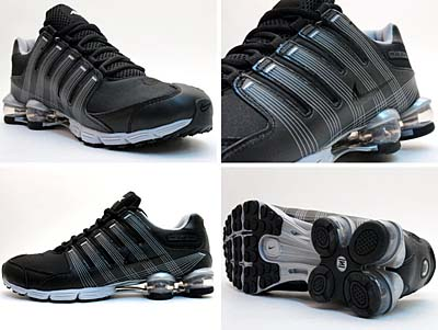 NIKE AIR SHOX NZ 2.0 SI [AIR ATTACK|BLACK/SILVER] 写真2