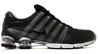 NIKE AIR SHOX NZ 2.0 SI [AIR ATTACK|BLACK/SILVER]