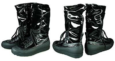 NIKE WMNS STORM WARRIOR HI [BLACK] 写真1