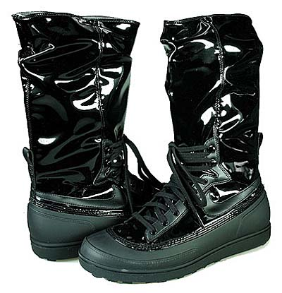 NIKE WMNS STORM WARRIOR HI [BLACK]