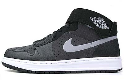 NIKE AIR JORDAN ALPHA 1 OUTDOOR [BLACK/STEALTH-DARK CHARCOAL]