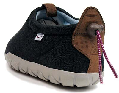 NIKE AIR MOC [TRAIL ATHELETICS PACK|BLACK/SANGRIA-PL BLUE-MDM GRAY] 写真1
