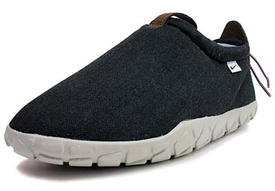 NIKE AIR MOC [TRAIL ATHELETICS PACK|BLACK/SANGRIA-PL BLUE-MDM GRAY]