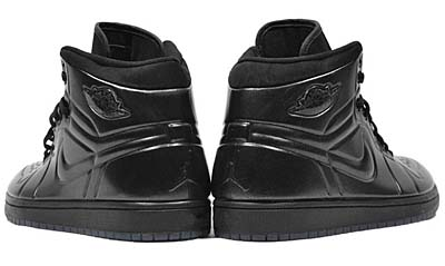 NIKE AIR JORDAN1 ANODIZED [BLACK/ANTHRACTIE] 414823-002 写真1