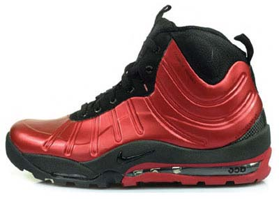 NIKE AIR MAX POSITE BAKIN BOOT [VARSITY RED/BLACK VARS MAIZE]