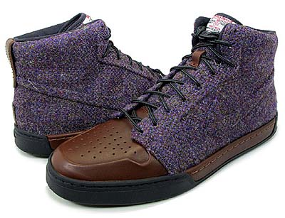NIKE AIR ROYAL MID VT [BLUEPRINT|HARRIS TWEED]