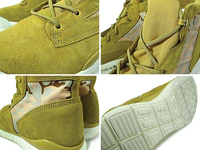 NIKE SFB CHUKKA [GOLDEN HAEREST/SAIL] 438723-700 写真1