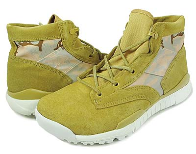 NIKE SFB CHUKKA [GOLDEN HAEREST/SAIL]