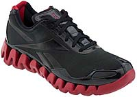 Reebok ZIGPULSE [BLACK/RED/SILVER]