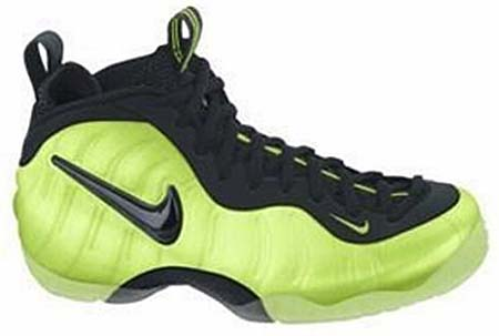 NIKE AIR FOAMPOSITE PRO [ELECTRIC GREEN BLACK]