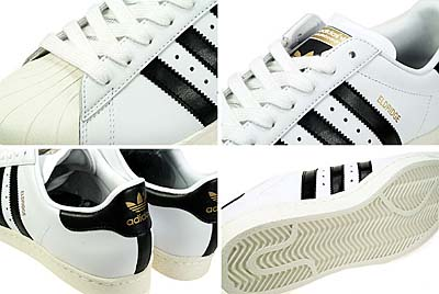 adidas SKATEBOARDING SUPERSTAR SKATE ELDRIGE [R.WHITE/BLACK/CHALK]