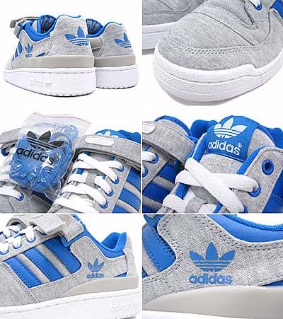 adidas FORUM LO RS [adidas GRUN|GREY/BLUE/BLUE]