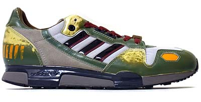 adidas Originals ZX800 S.W. [BOBA-FETT / STAR WARS]