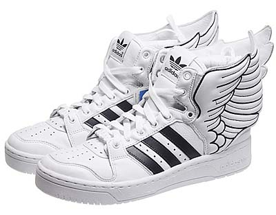 adidas JS WINGS 2.0 [Jeremy Scott|WHITE/BLACK]