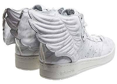adidas JS WINGS 2.0 [Jeremy Scott|WHITE]