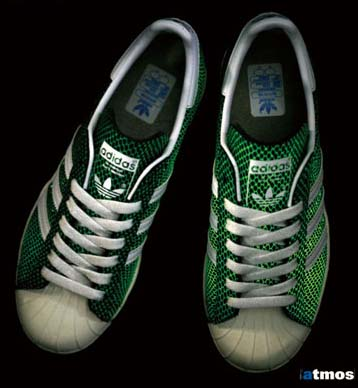 adidas SUPER STAR 80's [SNAKE COLLECTION|atmos EXCLUSIVE]
