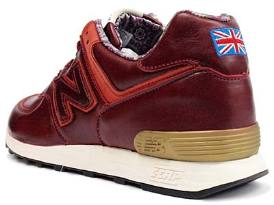 new balance M576UK TRL [PUB COLLECTION / RED LION] 写真1