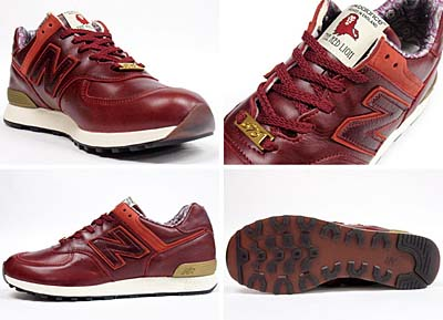 new balance M576UK TRL [PUB COLLECTION / RED LION] 写真2