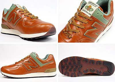 new balance M576UK TRO [PUB COLLECTION / ROYAL OAK] 写真2