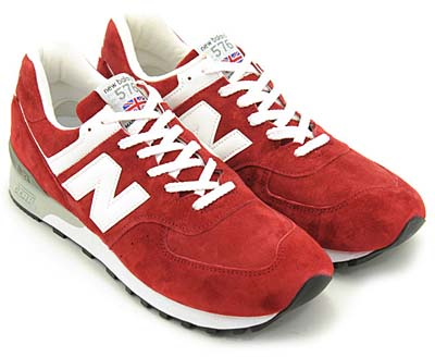 new balance M576 GRS [RED SUEDE]