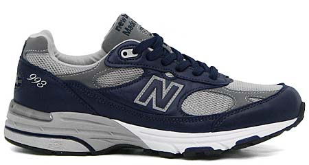 new balance MR993 NG [NAVY/GRAY] 写真1