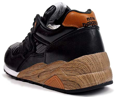 new balance MT580 BKX [HECTIC x mita sneakers MT580 10th ANNIVERSARY] 写真1