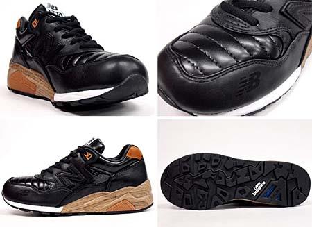 new balance MT580 BKX [HECTIC x mita sneakers MT580 10th ANNIVERSARY] 写真2