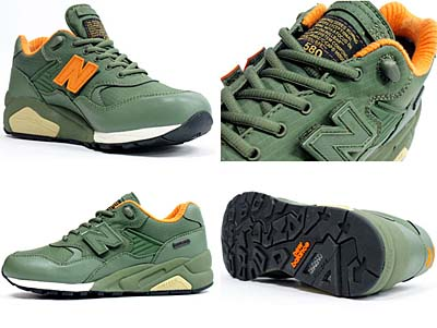 new balance MTG580 SA [GREEN] 写真1