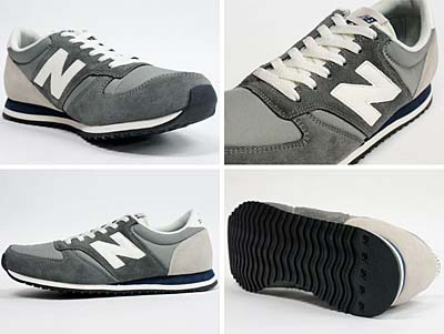 new balance U420 GRE [GRAY] 写真1