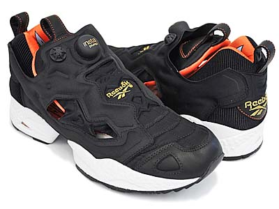 Reebok INSTA PUMP FURY [FLIGHT JACKET PACK|ARMY BLACK]