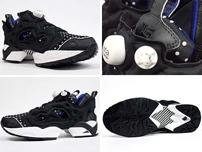 Reebok INSTA PUMP FURY [PUMP DOT|mita sneakers EXCLUSIVE] V49275
